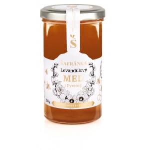 Med levandulový z Provence...