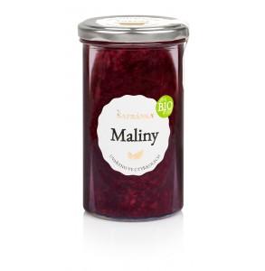 Malinový BIO Extra džem...